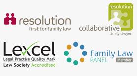 Macks Solicitors Accreditation Logos