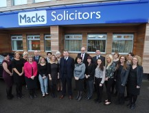 Bright Future For Macks Solicitors In Middlesbrough