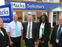 Major investment At Solicitors In Darlington