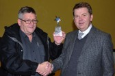 Nick Presents Award To Teesside Hero