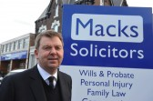 Why choose local solicitors over a claims management firm?