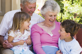 Grandparents Can Suffer In Family Breakdowns