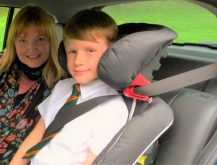 'Confusion' Over New Booster Seat Laws